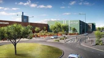 Coordination logistique chantier SICA - Bretagne - Centre commercial Alma - Rennes