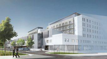 Logistique Bâtiment SICA - Lyon - Medipole