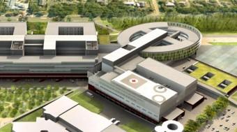 Full service logistique chantier hospitalier SICA - Val-de-Loire - C.H.R. Orléans