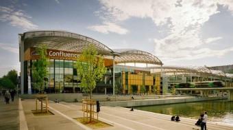 Prestation de services logistiques SICA - Rhône Alpes - Centre commercial Confluence - Lyon
