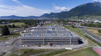 Agence SICA Logistique - Chablais à Rennaz - Suisse