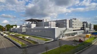 Coordination logistique chantier SICA - Alsace - Nouvel Hôpital Civil – Strasbourg