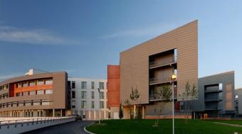 Coordination logistique bâtiment SICA - Réalisation SICA - Franche Comté - Nouvel Hôpital Intercommunal – Vesoul