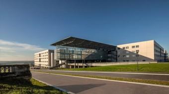 Activité logistique bâtiment SICA - Lorraine - C.H.R. Metz-Thionville – Mercy-