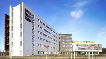 Logistique Batiment SICA - Moselle - Hôpital Schuman
