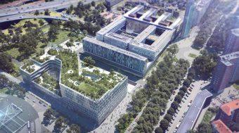 SICA Projet chantier à Lille (Hauts de France)