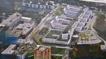 SICA Logistique - Projet reconstruction - Épinal - Vosges