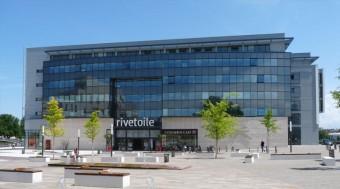 Logistique btp centres commerciaux loisirs sica - Centre commercial rivetoile strasbourg ...